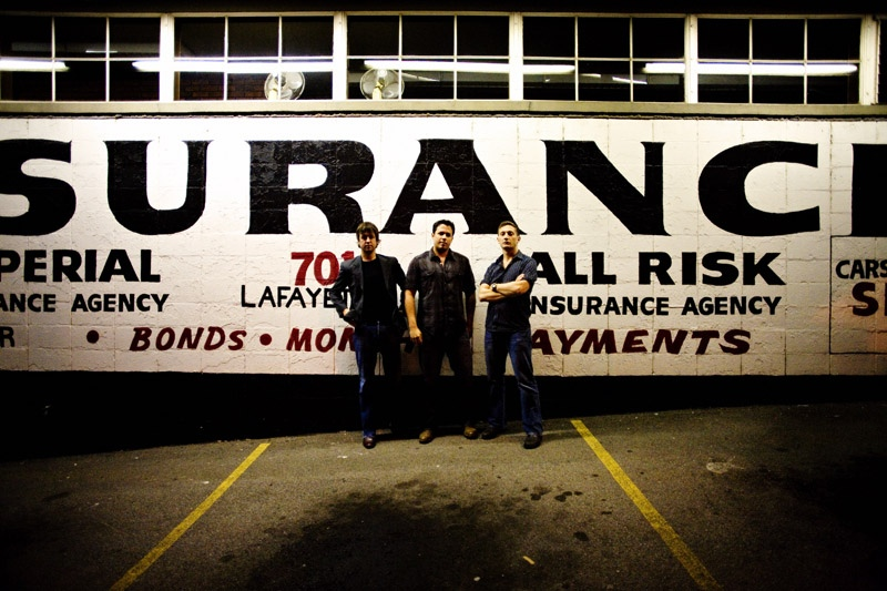 All Risk Insurance Sign Night