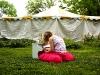 Ella Mozart Tent Day