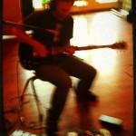 Blurry Tracking Guitar