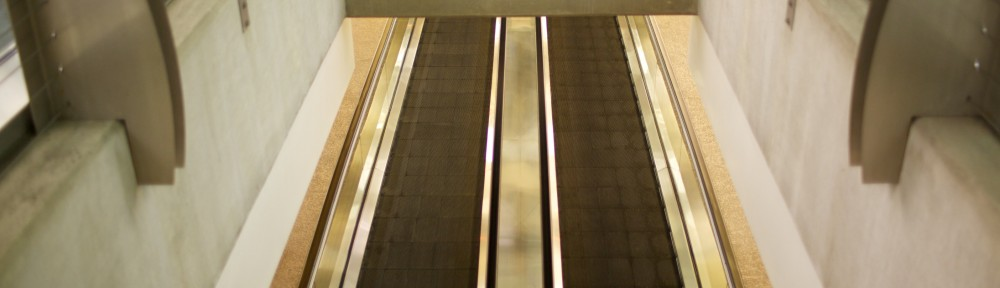 Escalator Top