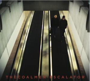 The Coal Men - Escalator (album cover)